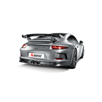 Akrapovic Slip-On Line (Titanium) 991 Porsche 911 GT3 (991)