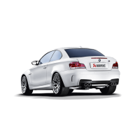 Akrapovic Evolution Line (Titanium) BMW 1 Series M Coupé (E82)