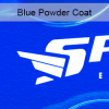 Blue Powdercoat