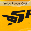 Yellow Powdercoat