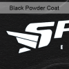Black Powdercoat