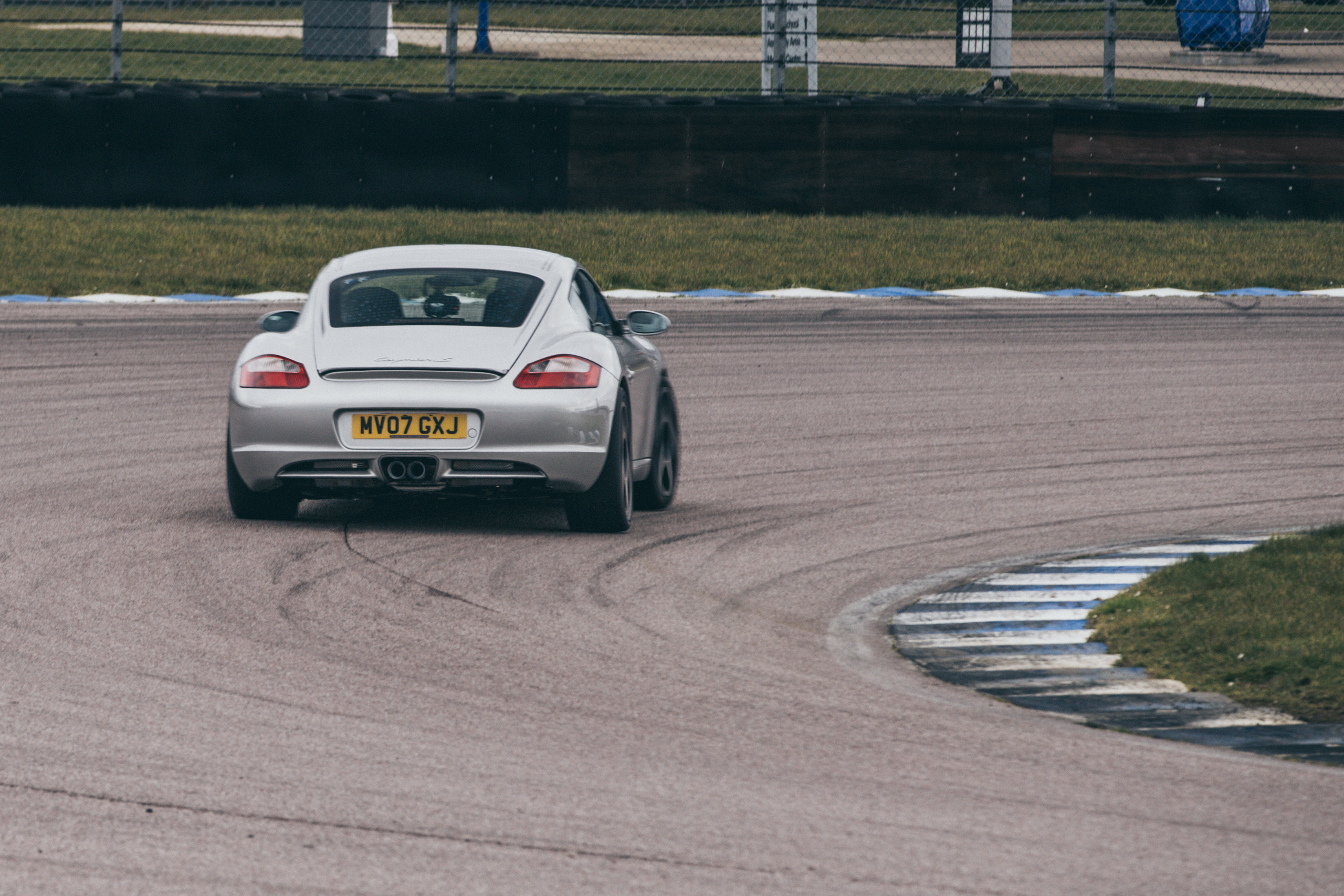 Customer Cayman S 987 Project Track Addict Track Day Regal Autosport
