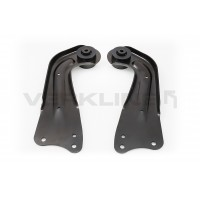 Verkline Spherical MQB Rear Trailing Arm Kit Audi RS3 S3 A3 8V Golf Mk7 Seat Leon 5F