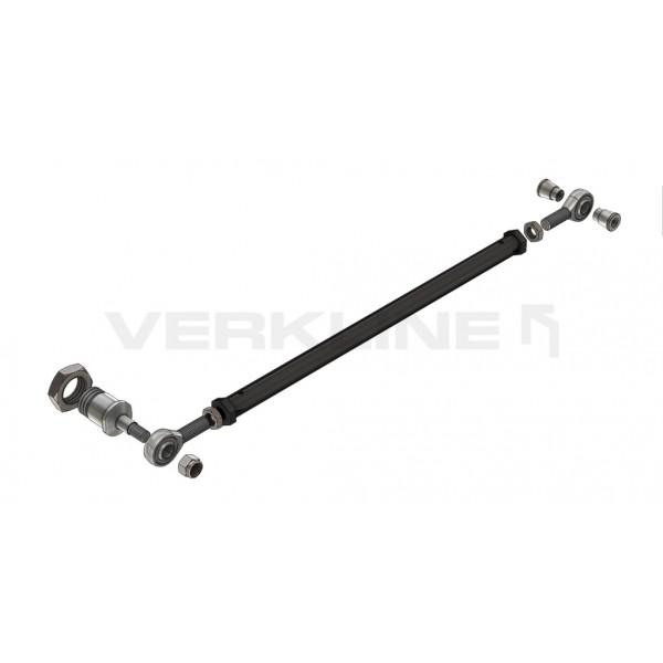 Verkline Adjustable rear replacement uniball arm for spring wishbone Audi TT TTS TTRS 8J RS3 S3 A3 8P Golf MK5 MK6 Scirocco