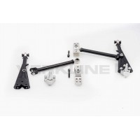 Verkline Adjustable tubular front race lowered wishbones Audi TT TTS TTRS 8J RS3 S3 A3 8P VW Golf Mk5 Mk6 Sirocoo Seat Leon
