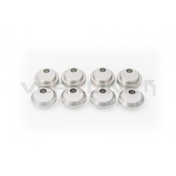 Verkline Aluminium Subframe Bushings late B4 front offset