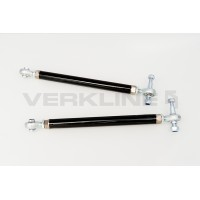 Verkline Rear track rods for support frame without ARB