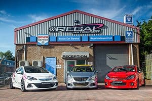 Vauxhall Servicing Southampton